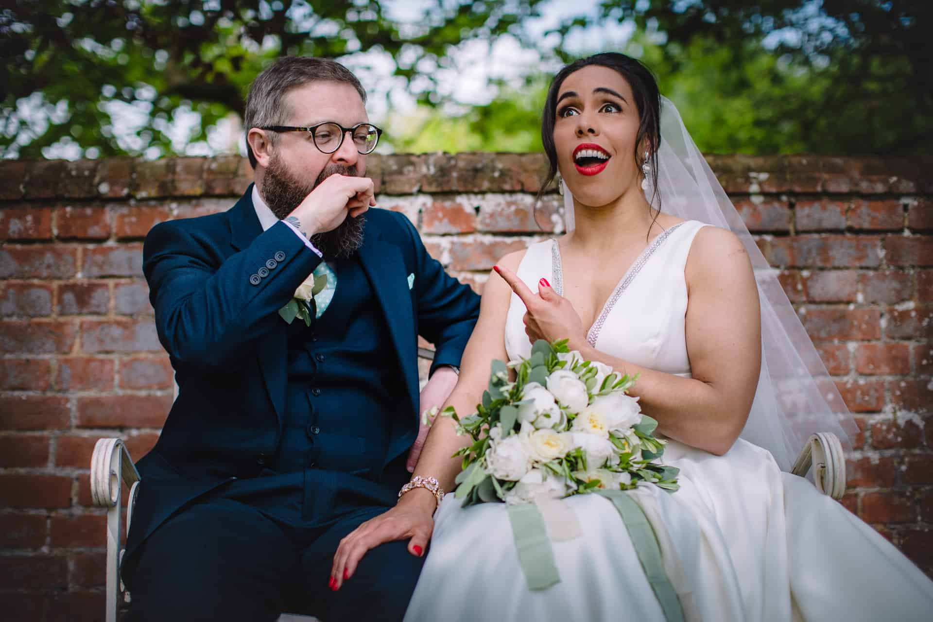Suffolk Wedding Photography - Seckford Hall Hotel
